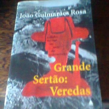 Grande Sertão: veredas - Guimarães Rosa