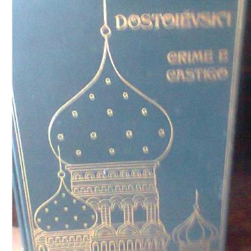 Crime e Castigo - Dostoiévski
