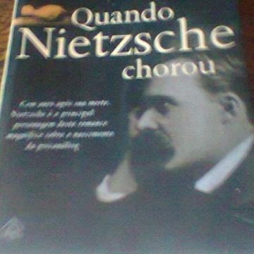 Quando Nietzsche chorou - Irvin D. Yalom
