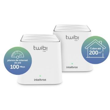 TWIBI FAST - Sistema Wi-Fi Mesh Combo 2 Unidades