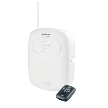 ANM 2003 - Central de alarme não monitorada com 3 zonas (1 com fio e 2 sem fio)