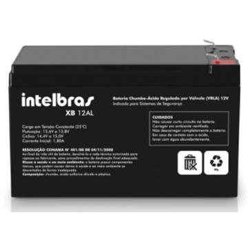 XB 12AL - Bateria de chumbo-ácido 12v 6A para sistemas de segurança