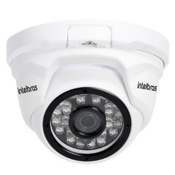 VIP 1220 D G3 - Câmera IP FullHD com entrada para microfone externo