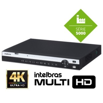 DVR MHDX 5108 4K ULTRA HD