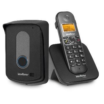 TIS 5010 - Porteiro Eletronico sem fio com telefone INTEGRADO