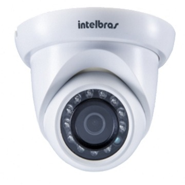 VIP S4320 - Câmera IP dome 3 MP