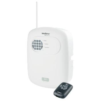ANM 2008 MF - Central de alarme não monitorada com 8 zonas (4 mistas e 4 sem fio)