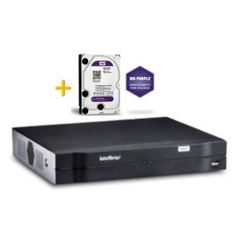 NVD 3108 P com HD 1TB - Gravador digital de vídeo em rede