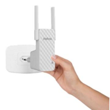 IWE 3001 - Repetidor Wi-Fi N300 Mbps