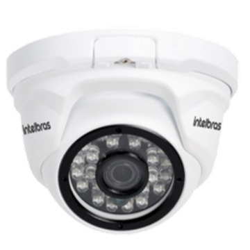 VIP 1120 D - Câmera IP dome 1 MP