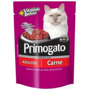 Primogato Sache Adultos Carne  85gr
