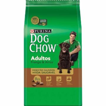 Ração DogChow Adultos Raças Médias Frango e Arroz 15kg
