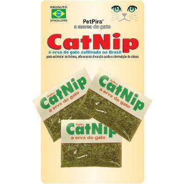 Erva do Gato Catnip 30gr