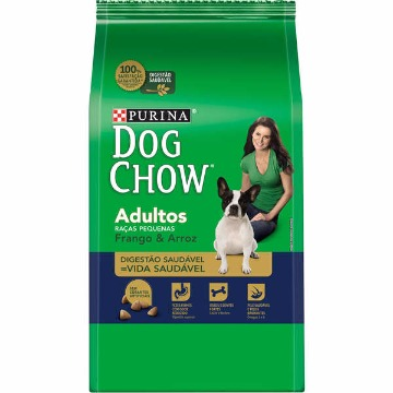 Ração DogChow Adulto Raças Pequenas Frango e Arroz 15kg