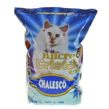 Silica Cristal Chalesco Micro 1,8kg