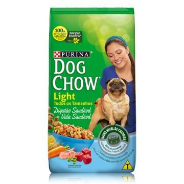 Ração DogChow Adultos Light 15kg