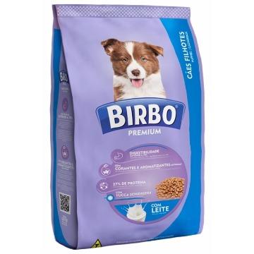 Ração Birbo Premium Filhotes Raças Pequenas e Médias 15kg