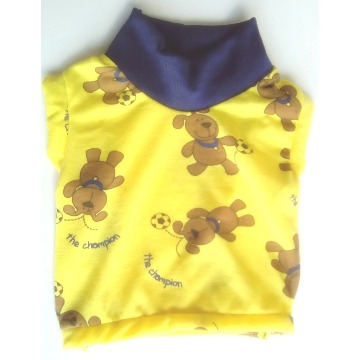 Roupa Camiseta Regata - Amarela P