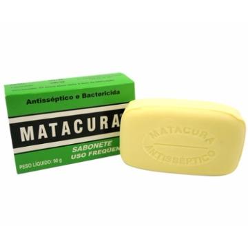 Sabonete Antiseptico Matacura 90gr