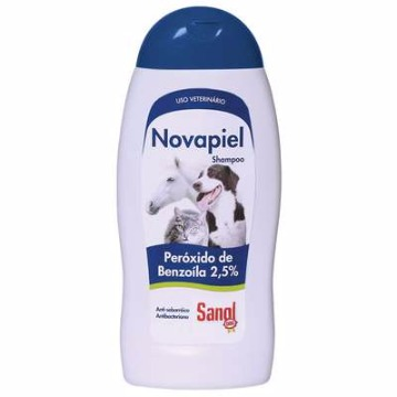 Shampoo Sanol Dog Novapiel 250ml