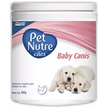 PetNutre Cães Baby Canis 400gr.