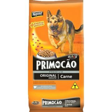 Ração Primocão Premium Original Adultos Raças Médias Carne 20kg