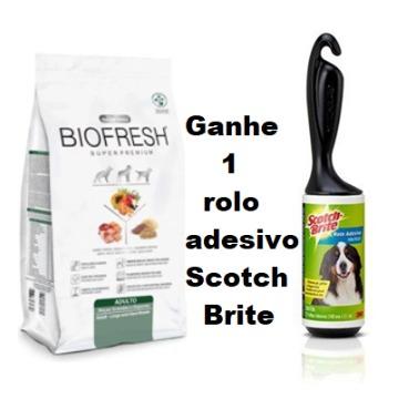 Ração Biofresh Super Premium Adultos Raças Grandes e Gigantes 12kg