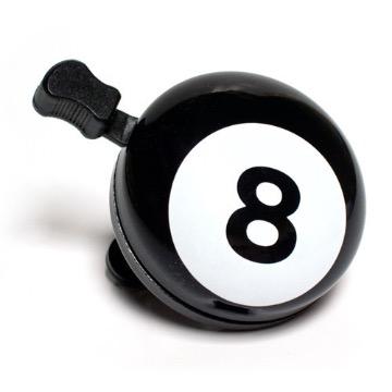 CAMPAINHA NUTCASE 8 BALL