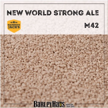 Fermento M-42 New World Strong Ale - pacote 10 g