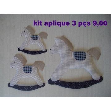 kit de cavalinhos