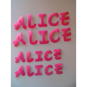4 nomes Alice