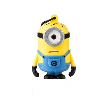 PENDRIVE MINIONS - CARL 8GB (05)