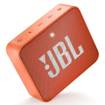 CAIXA BT JBL GO2 ORANGE IPX7