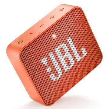 CAIXA BT JBL GO2 ORANGE IPX7