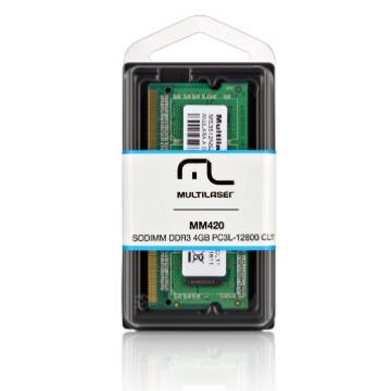 MEMORIA SODIMM DDR3 4GB