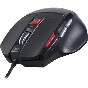 MOUSE GAMER FORTREK SPIDER OM701 PT