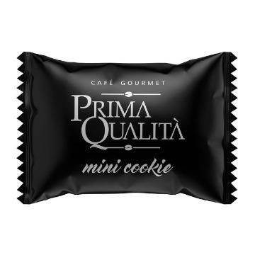 MINI COOKIE PRIMA QUALITA SABOR CHOCOLATE 700G - APROX.200UN
