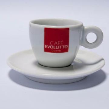 XICARA C/ PIRES PARA CAFÉ EVOLUTTO 60ml