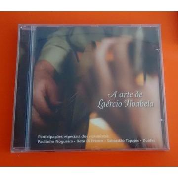CD ´´A arte de Laércio Ilhabela´´