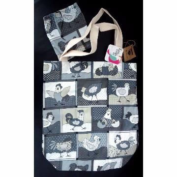 Eco Bag com bolsinha (m) - série 2