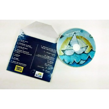 CD ´´Navegantes´´ - Luiz Salgado