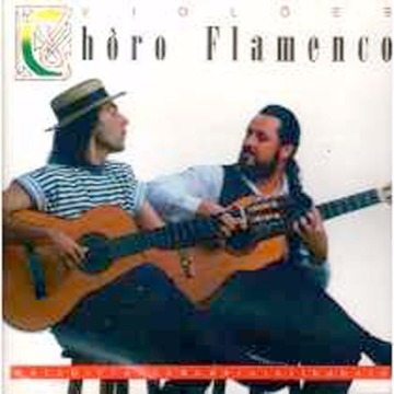 CD ´´Choro Flamenco´´ - Laércio Ilhabela