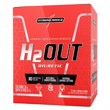 H2OUT - 30Sticks - Pessego - IntegralMedica