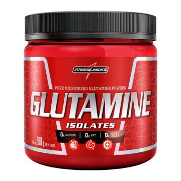 Glutamine Isolates - 300g - IntegralMedica