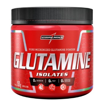 Glutamine Isolates - 150g - IntegralMedica