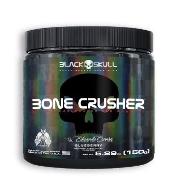 BONE CRUSHER - 150g - Fruit Punch - Black Skull