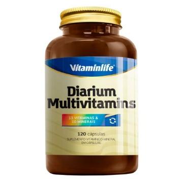 DIARIUM Multivitamins (NOVO) - 120caps - Vitaminlife