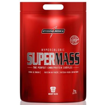 Super Mass - 3kg - Morango - IntegralMedica