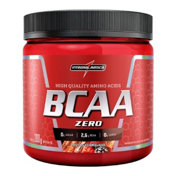 BCAA Zero - 200g - Frutas Vermelhas - IntegralMedica