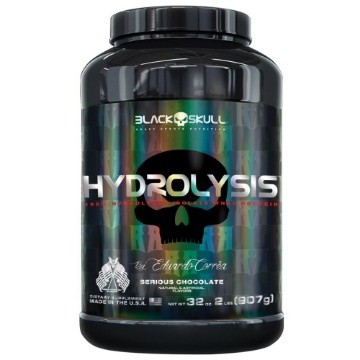 HYDROLYSIS - 900g - Strawberry - Black Skull